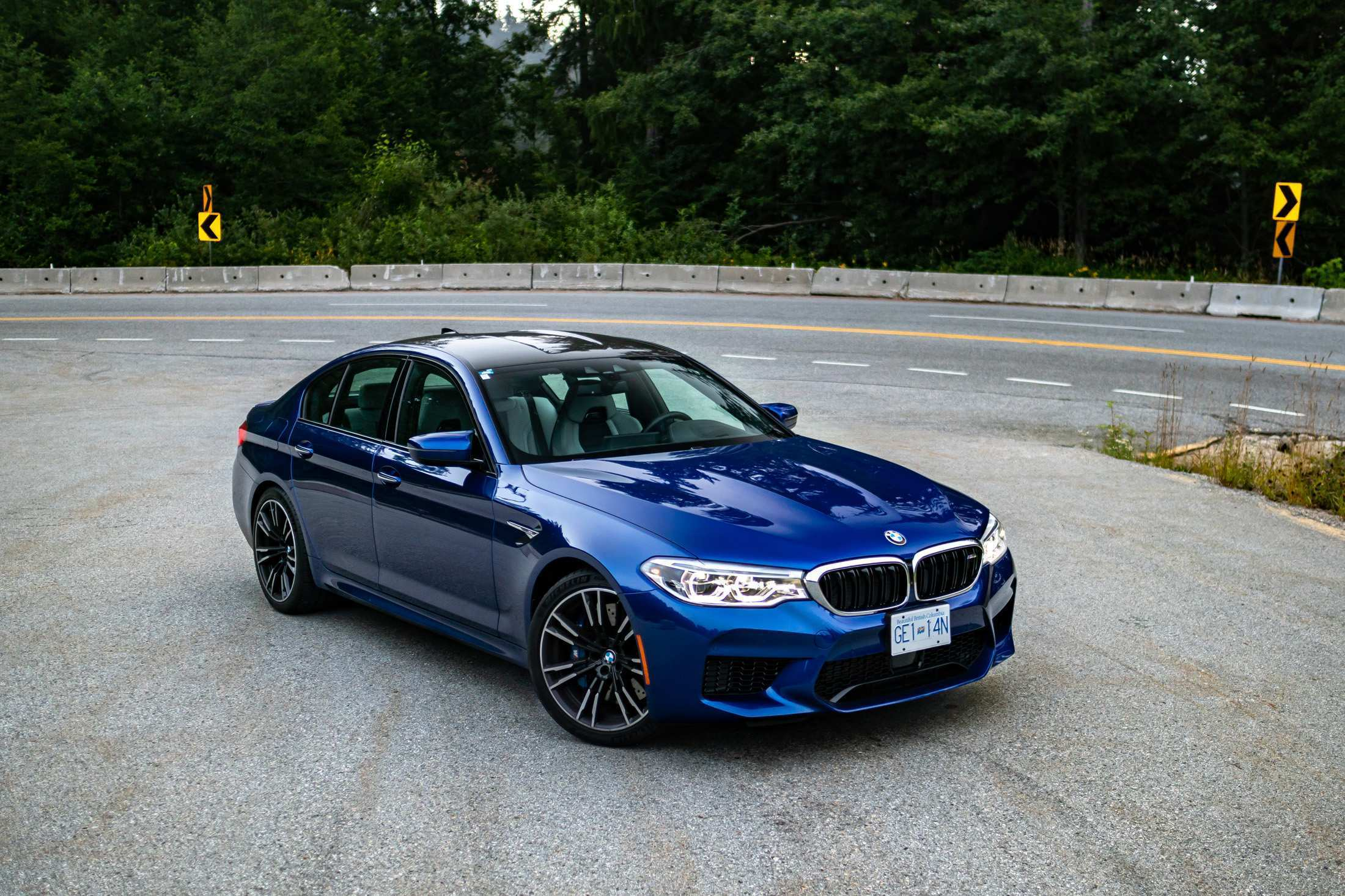 74 The 2020 BMW M5 Get New Engine System Reviews
