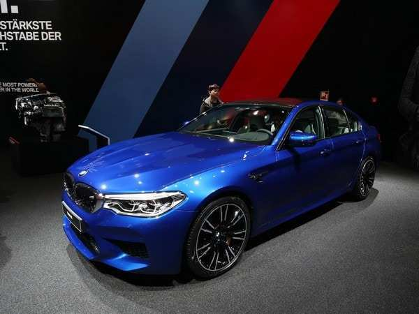 74 The 2020 BMW M5 Xdrive Awd Specs And Review