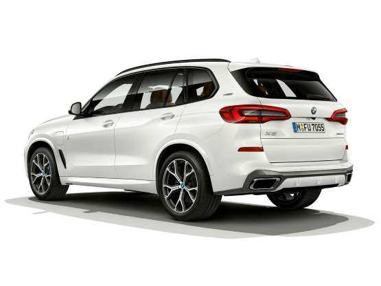 74 The 2020 BMW X5 New Model And Performance