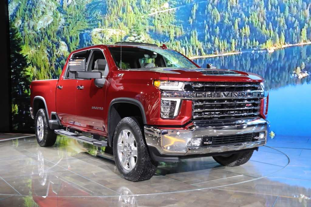 74 The 2020 Chevrolet Silverado New Review
