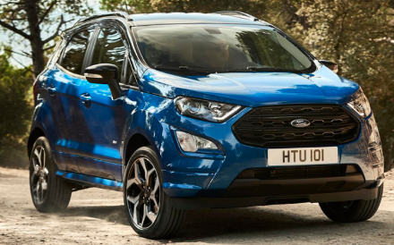 74 The 2020 Ford Ecosport Pictures