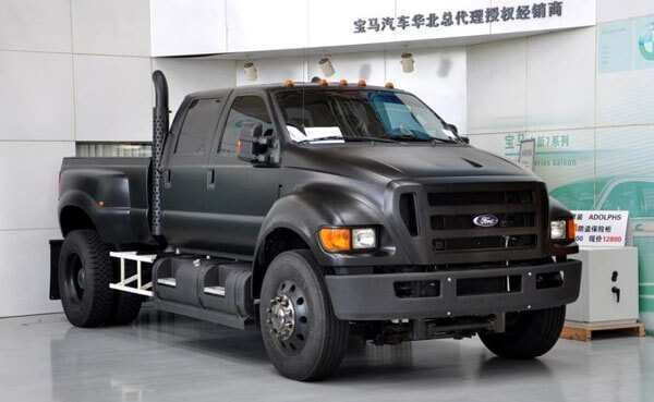 74 The 2020 Ford F 650 F 750 Ratings