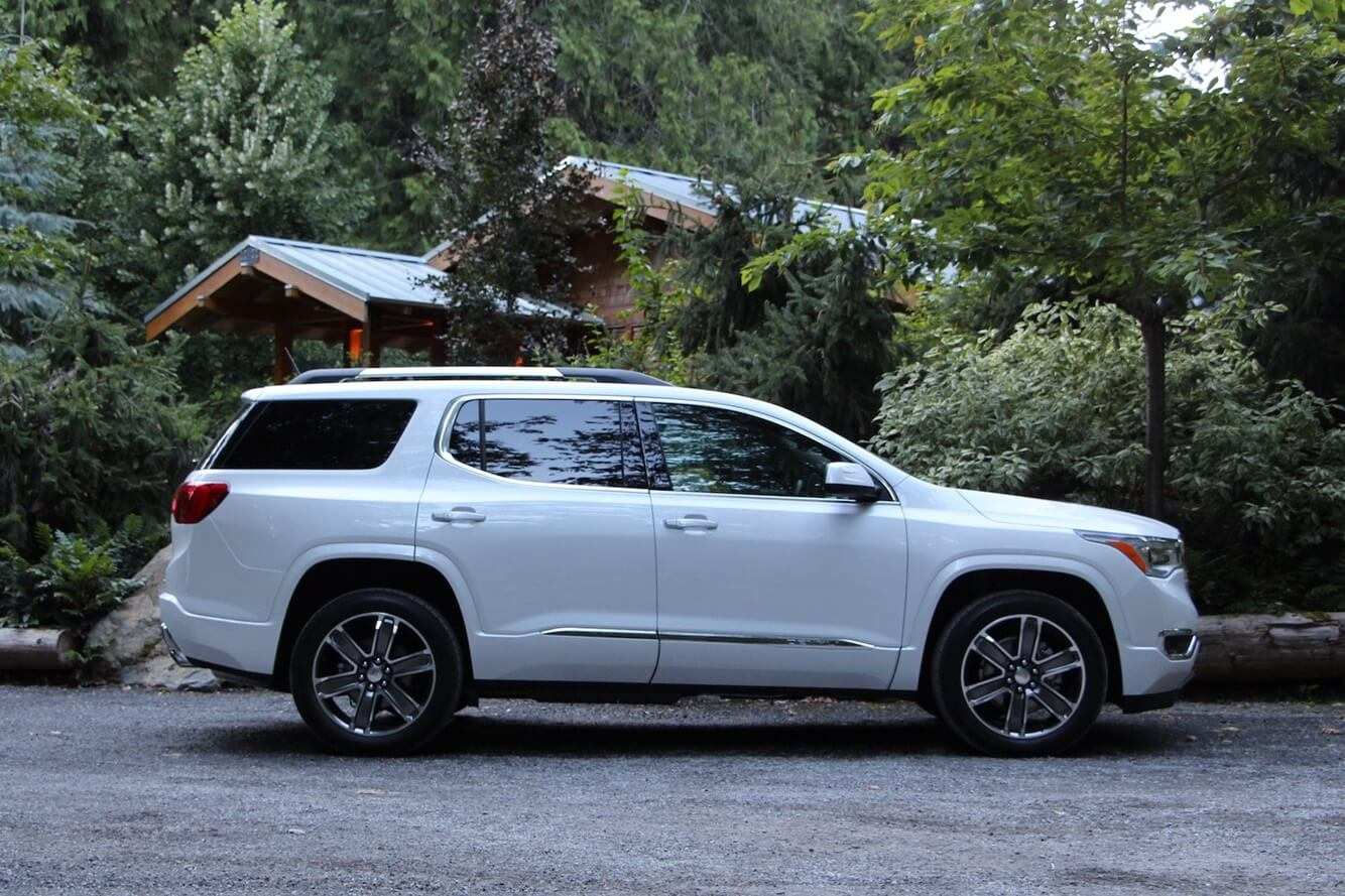 74 The 2020 Gmc Acadia Denali Release