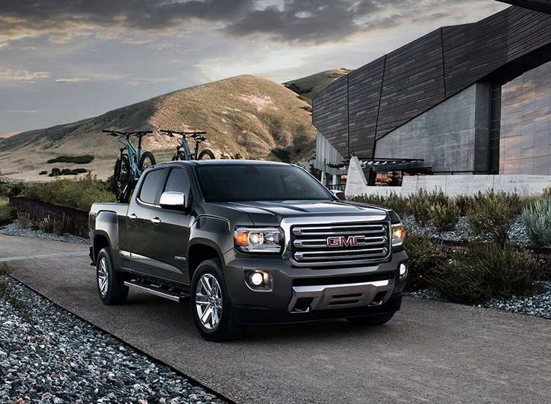 74 The 2020 Gmc Canyon Diesel Exterior
