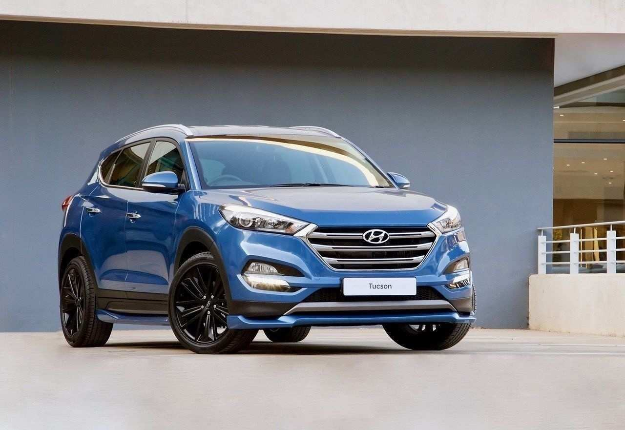74 The 2020 Hyundai Ix35 Concept And Review