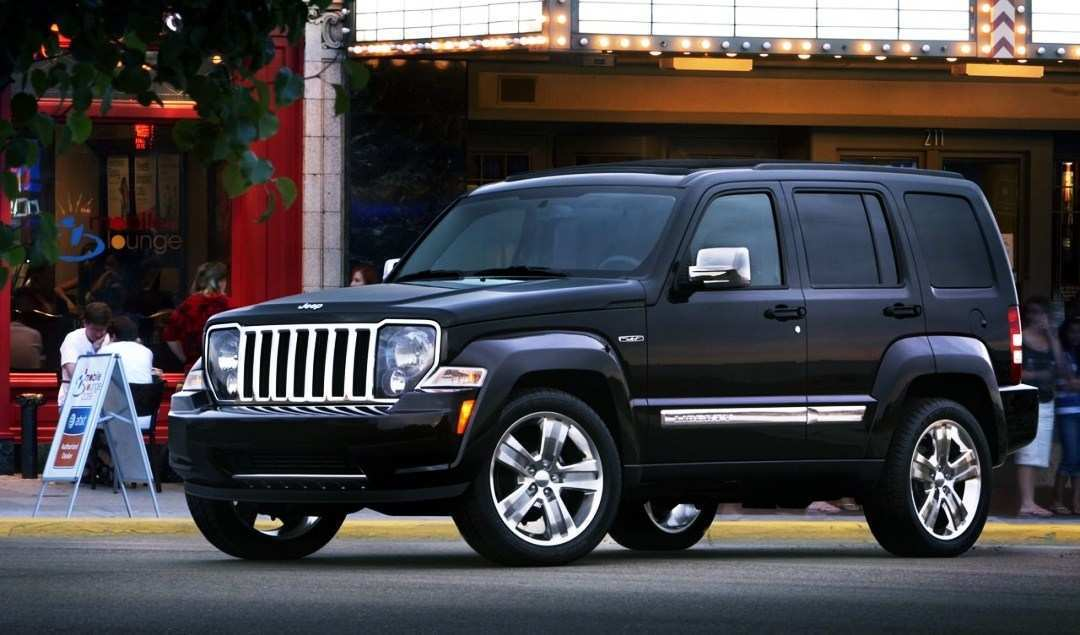 74 The 2020 Jeep Liberty Concept