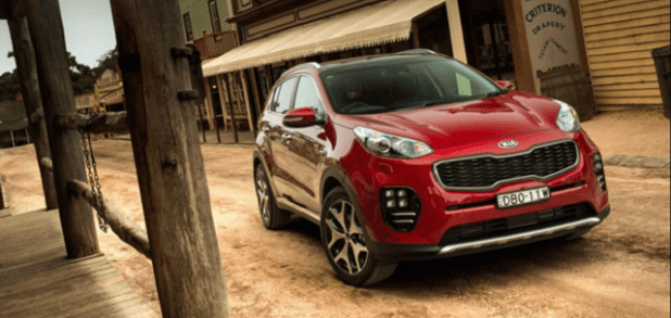 74 The 2020 KIA SportageSpy Shots Review
