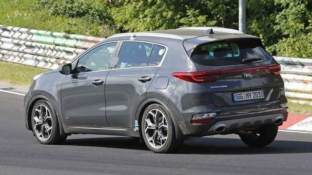 74 The 2020 Kia Sportage Release Date Model