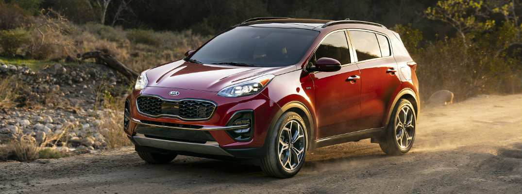 74 The 2020 Kia Sportage Release Date Price And Release Date