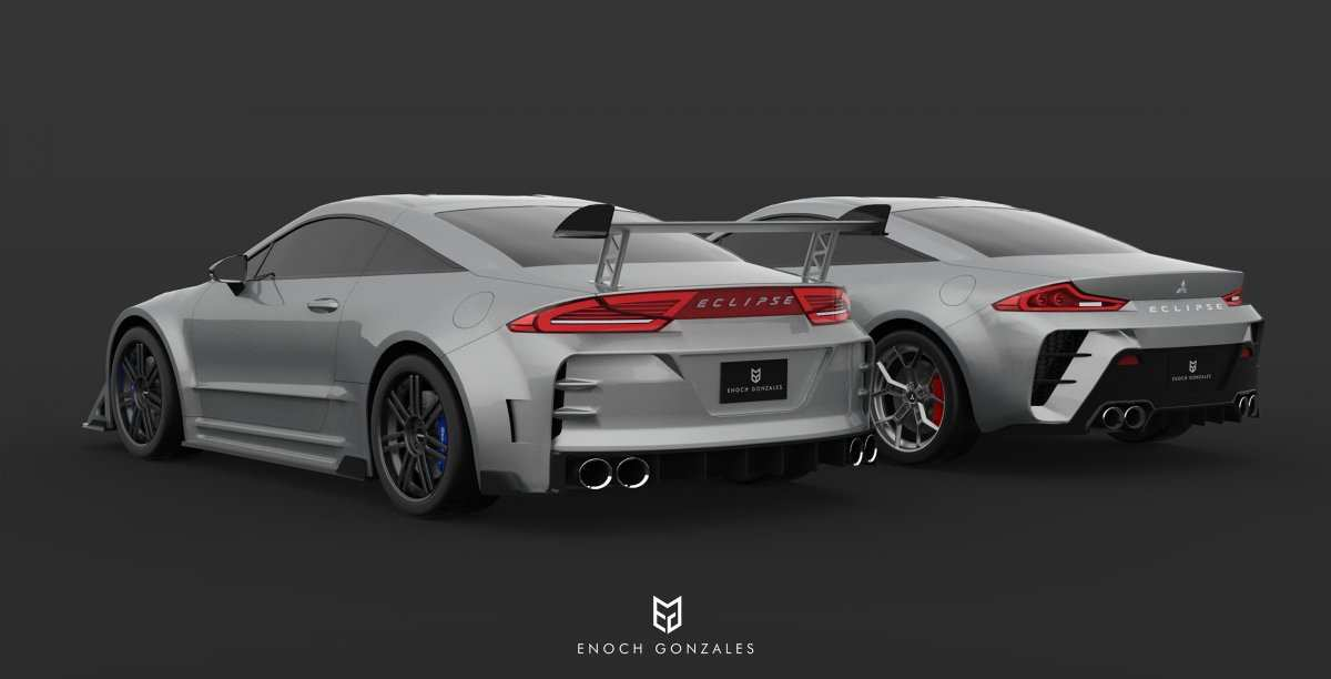74 The 2020 Mitsubishi Eclipse Release Date And Concept