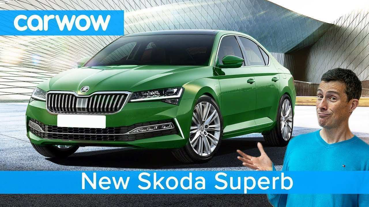 74 The 2020 New Skoda Superb Ratings