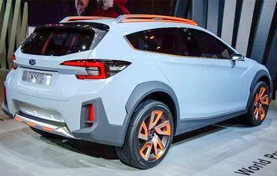 74 The 2020 Subaru Crosstrek Hybrid Research New