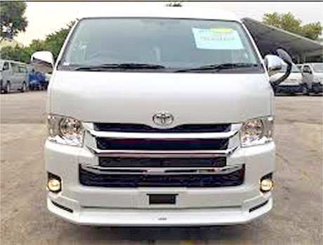 74 The 2020 Toyota Hiace Review And Release Date