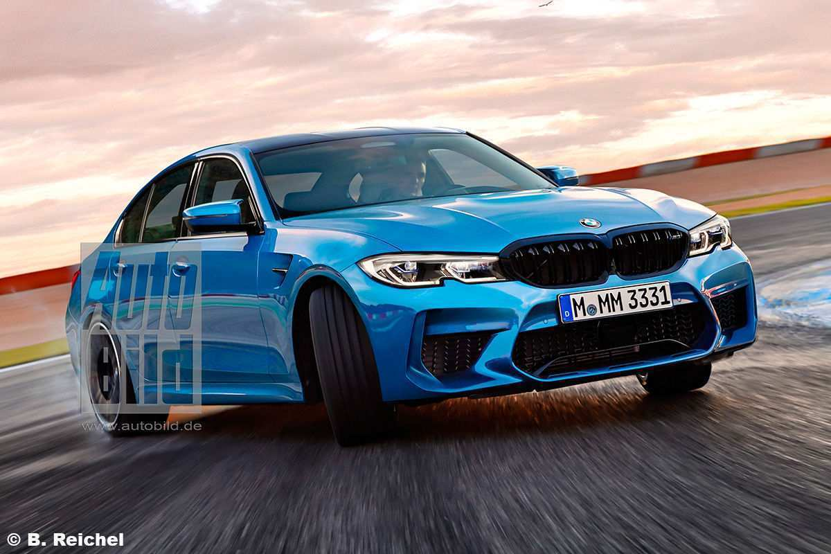 74 The BMW M3 2020 Review And Release Date
