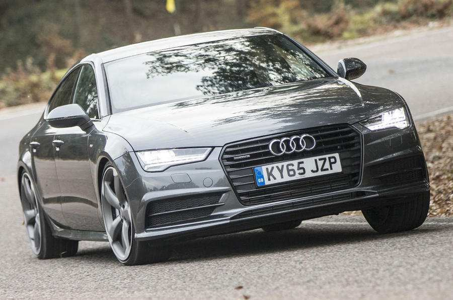 74 The Best 2019 All Audi A7 Review And Release Date