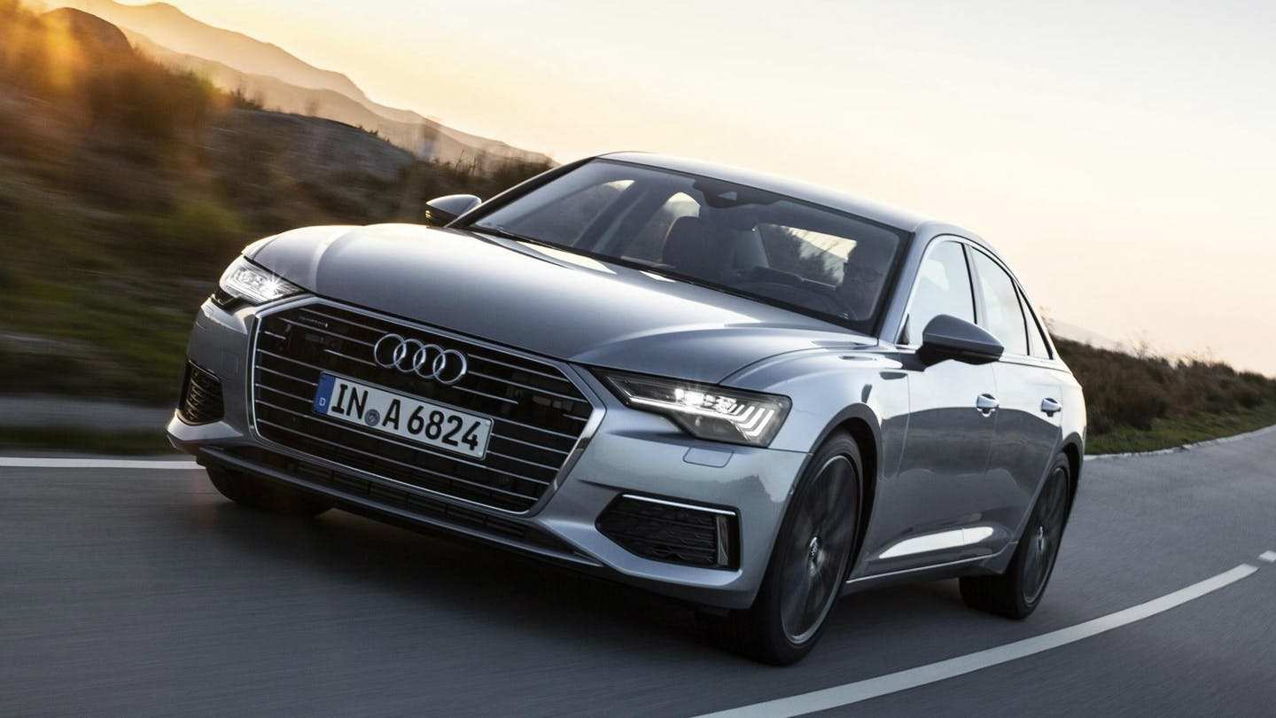 74 The Best 2019 Audi A6 Comes Engine