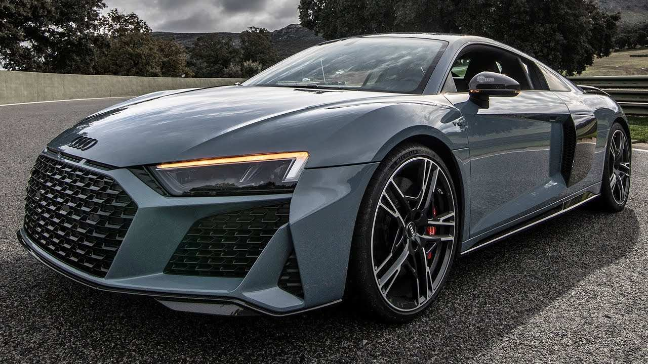 74 The Best 2019 Audi R8 Redesign