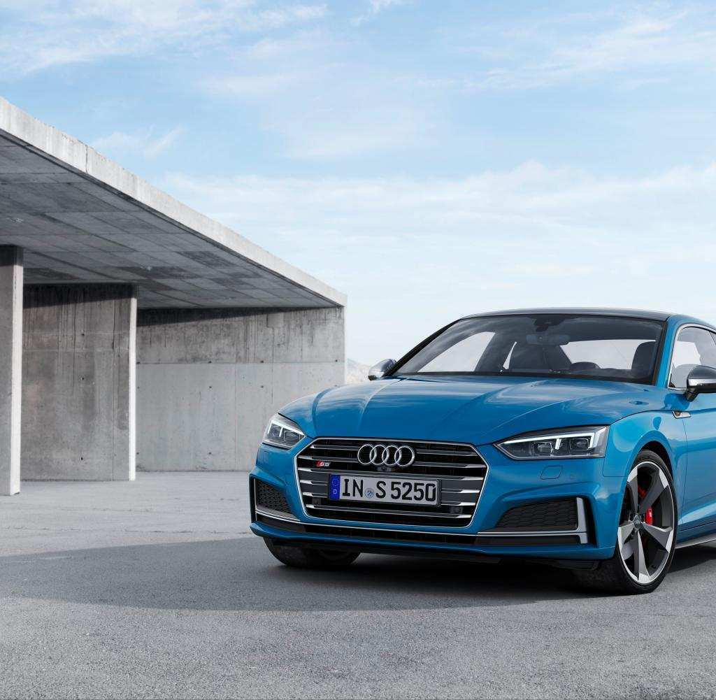 74 The Best 2019 Audi Rs5 Tdi Picture