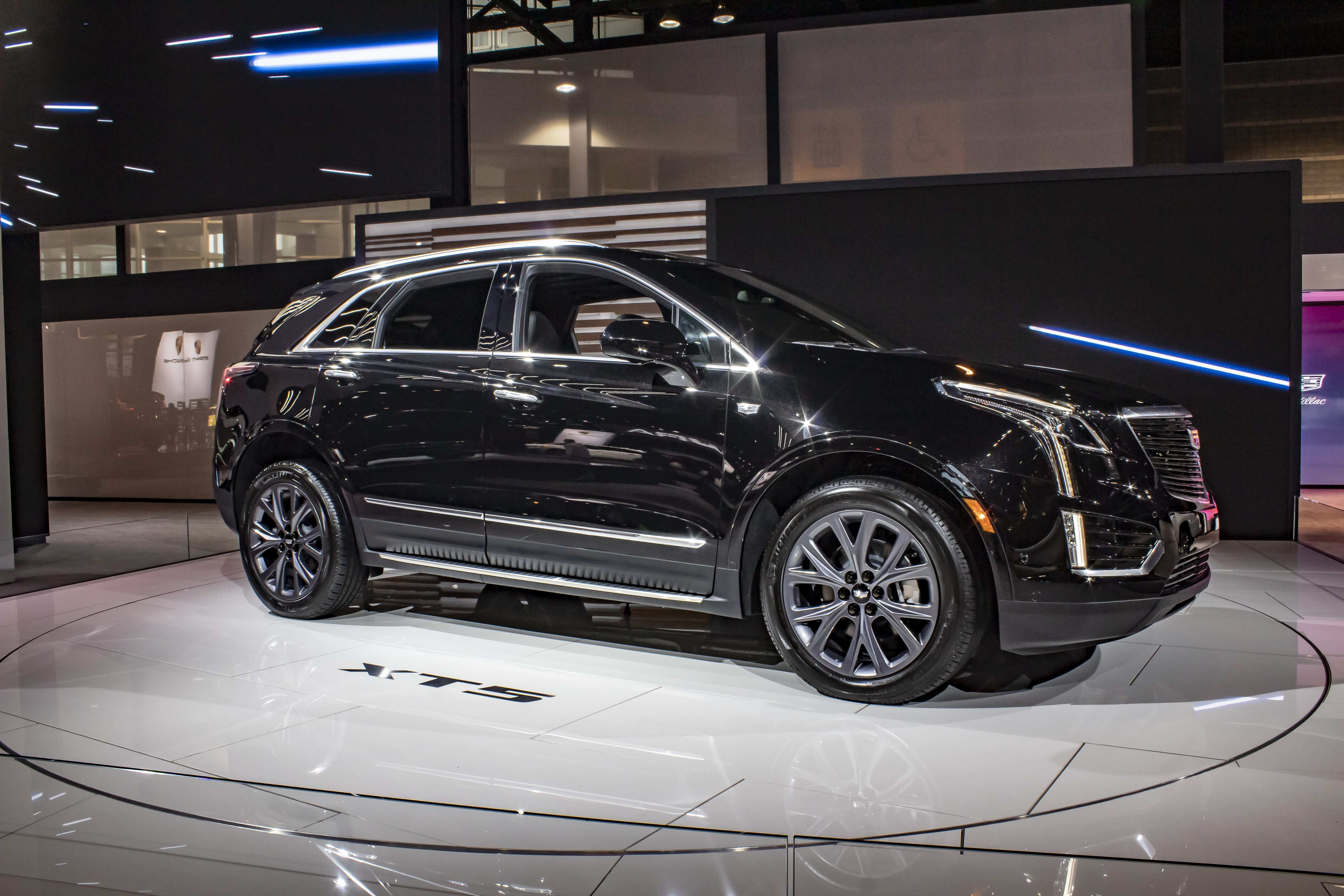 74 The Best 2019 Cadillac XT5 New Review