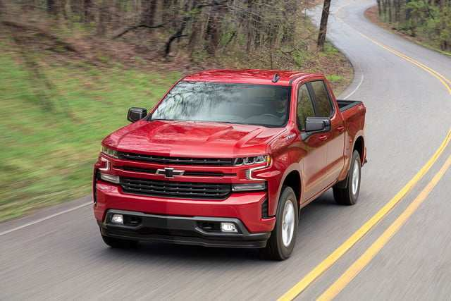 74 The Best 2019 Chevy Silverado Interior