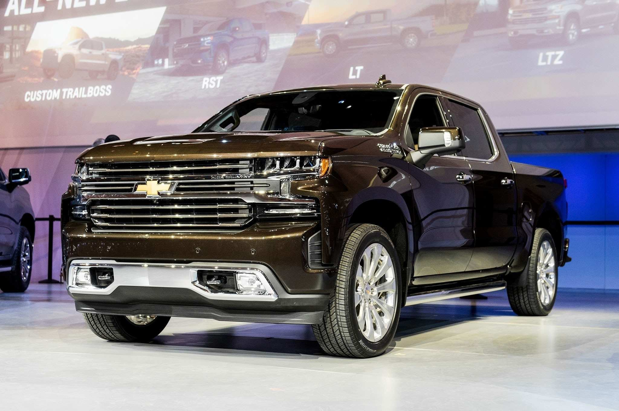74 The Best 2019 Chevy Tahoe Z71 Ss Interior