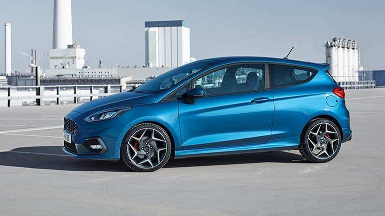 74 The Best 2019 Ford Fiesta St Rs Wallpaper
