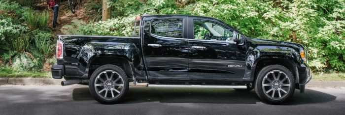74 The Best 2019 Gmc Canyon Diesel Release Date and Concept