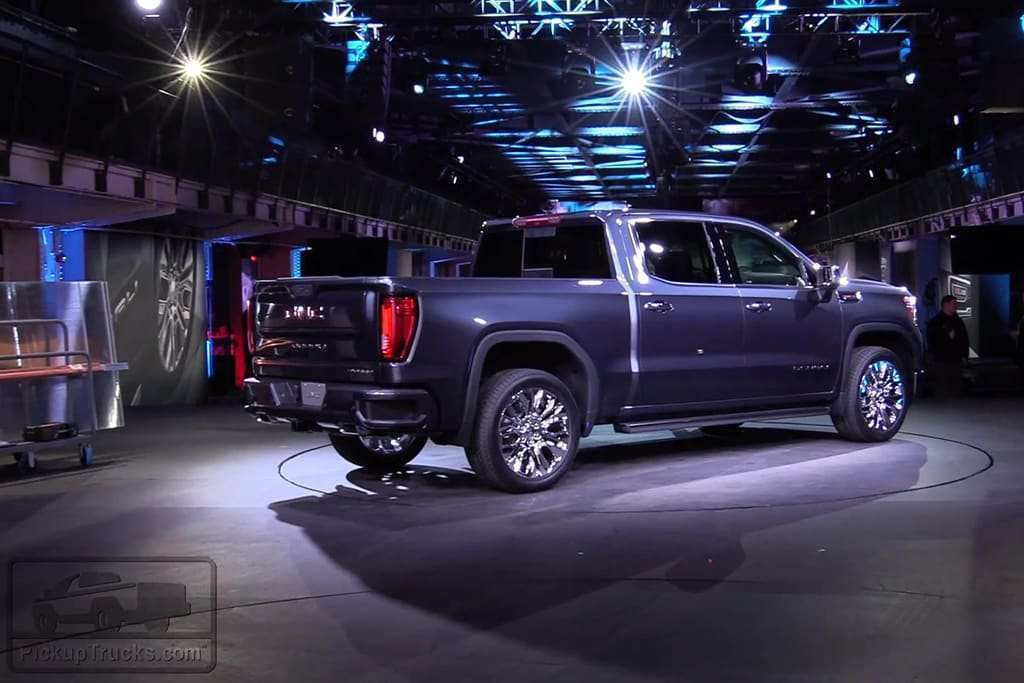 74 The Best 2019 Gmc Sierra Denali 1500 Hd Release
