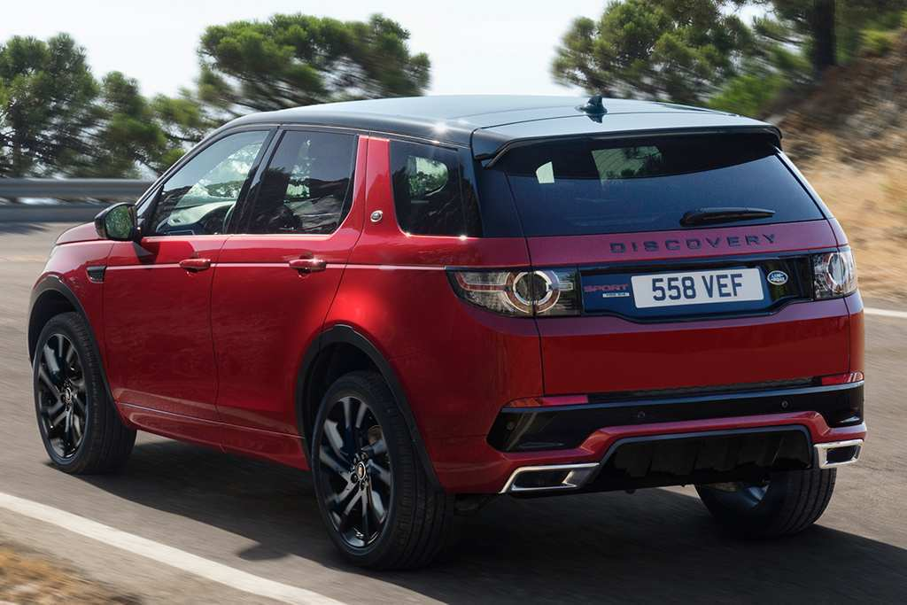 74 The Best 2019 Land Rover Discovery Sport Price Design And Review