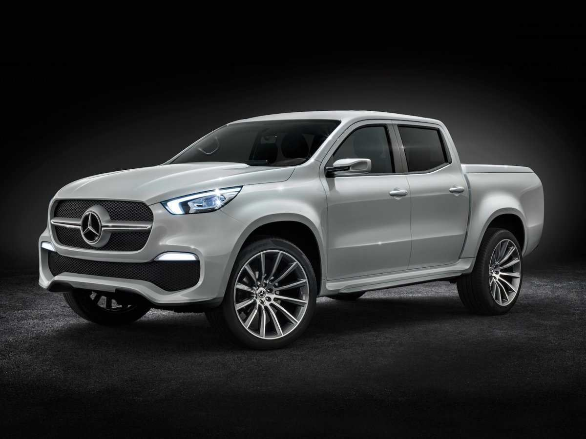 74 The Best 2019 Mercedes Truck Price Price