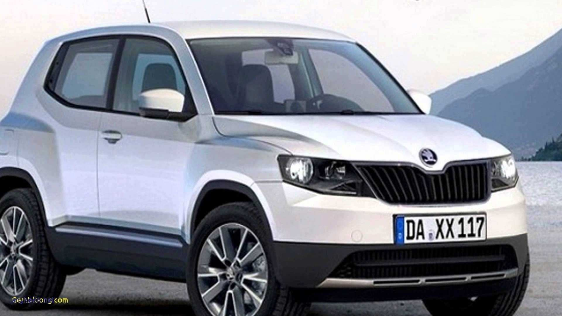 74 The Best 2019 Skoda Yeti Redesign And Review