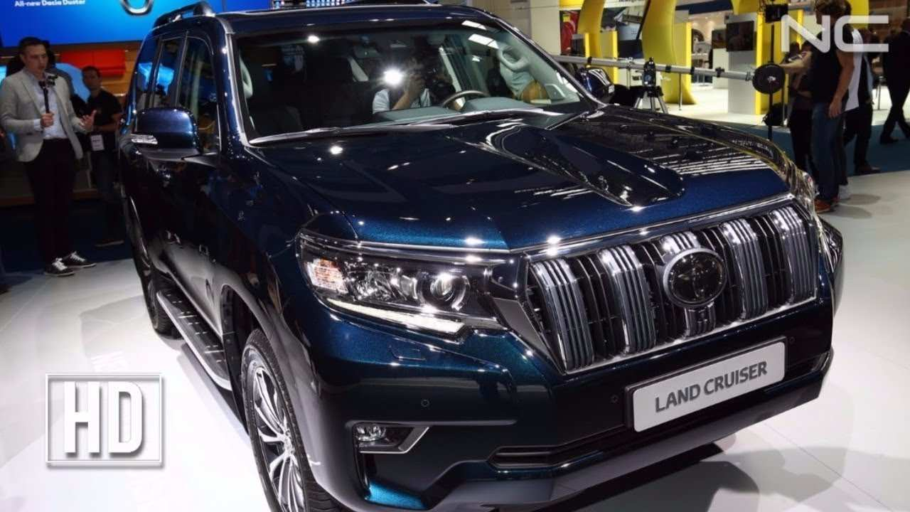 74 The Best 2019 Toyota Prado Overview