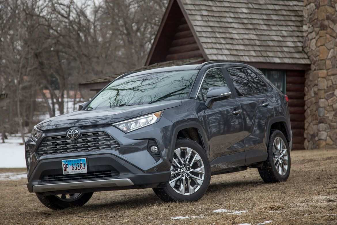 74 The Best 2019 Toyota RAV4 New Model And Performance