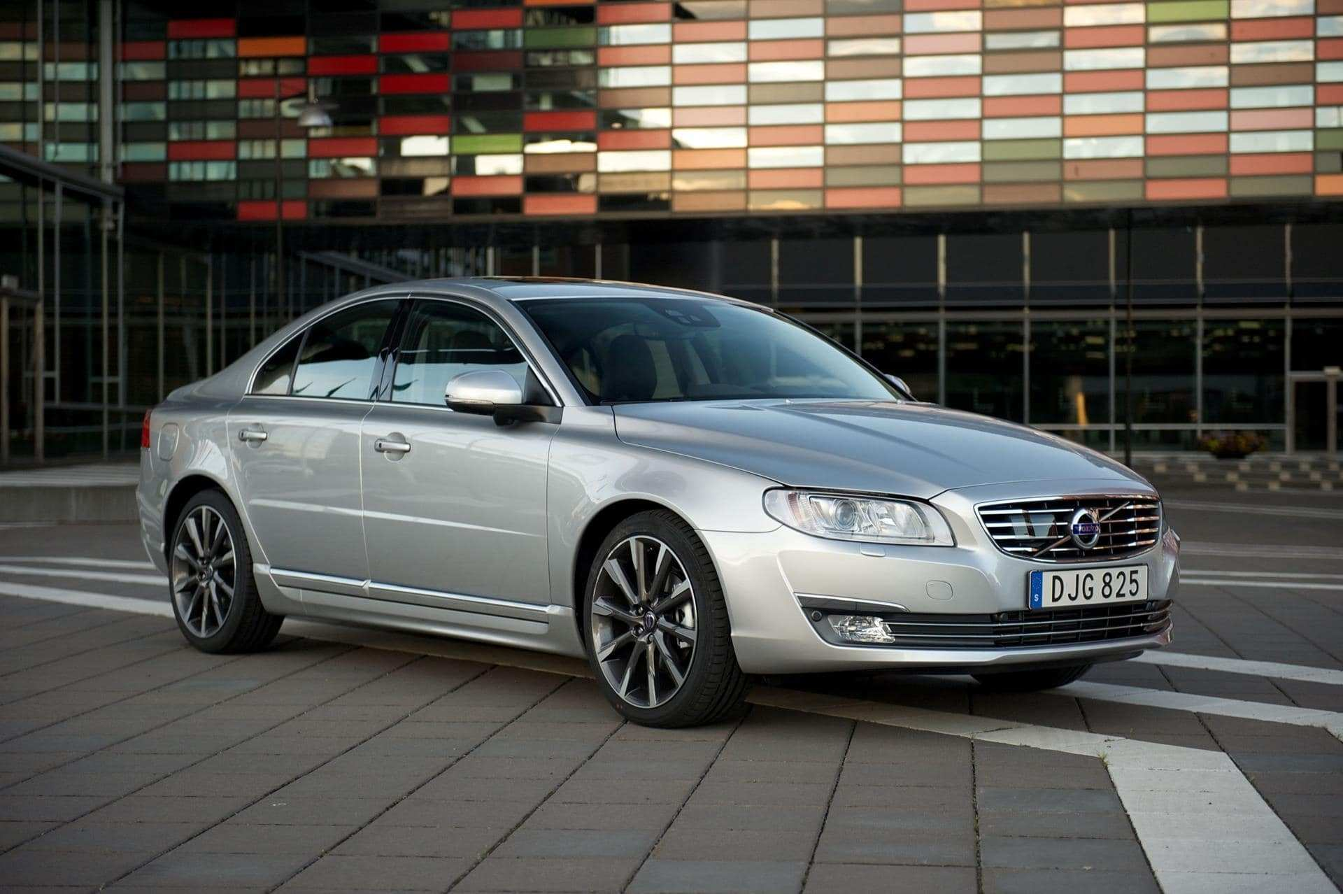 74 The Best 2019 Volvo S80 Overview