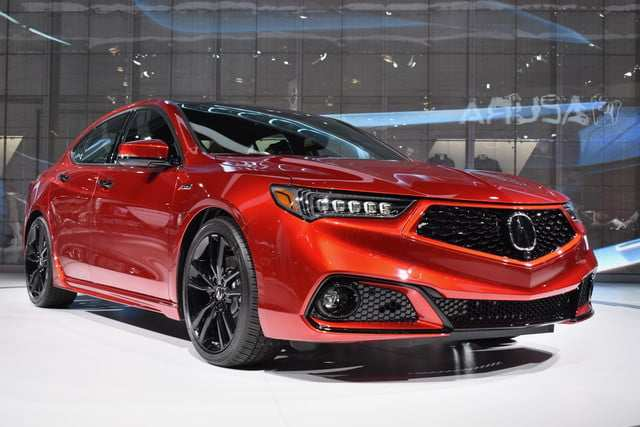 74 The Best 2020 Acura TLX Research New