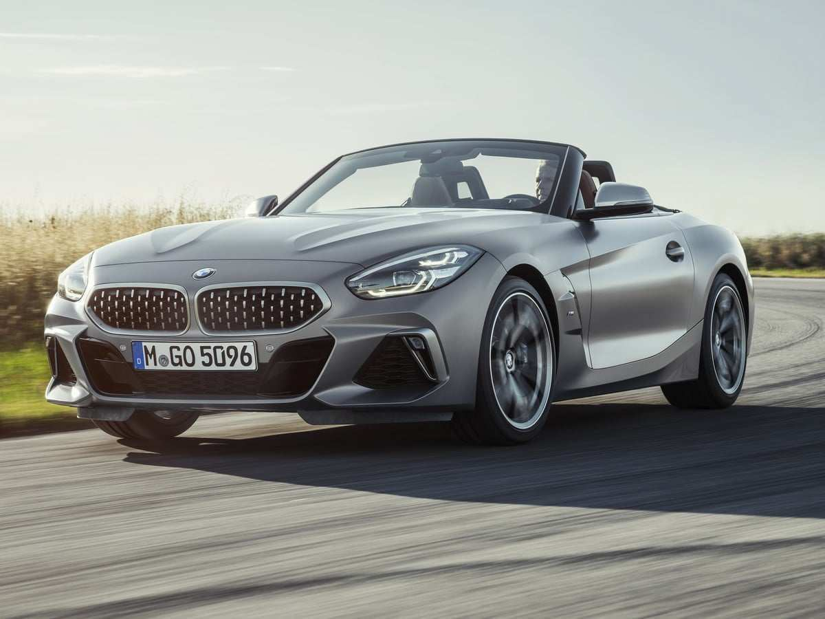 74 The Best 2020 BMW Z4 Roadster Research New