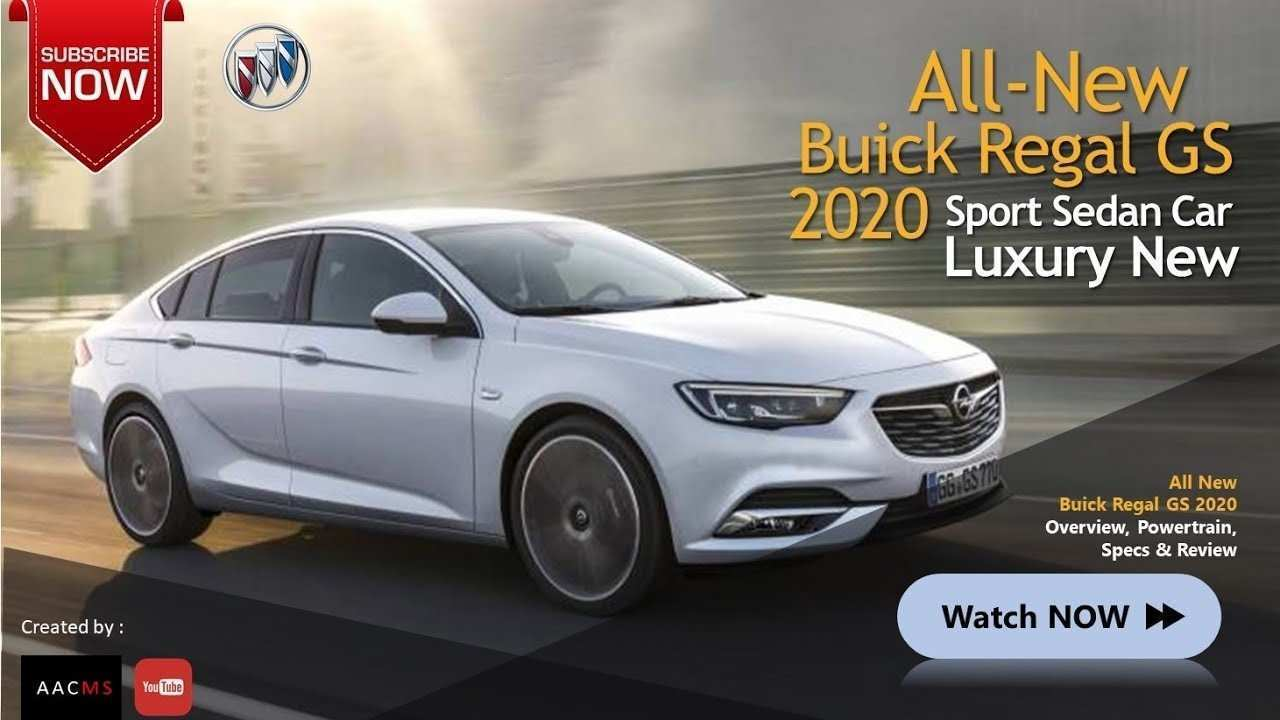 74 The Best 2020 Buick Regal Gs Coupe Research New