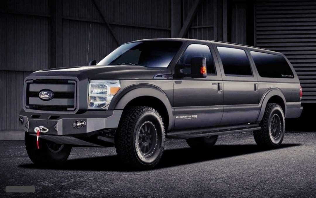 74 The Best 2020 Ford Excursion Price