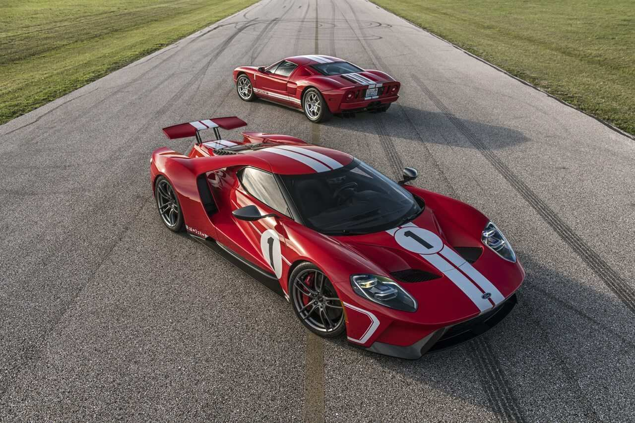 74 The Best 2020 Ford GT Interior