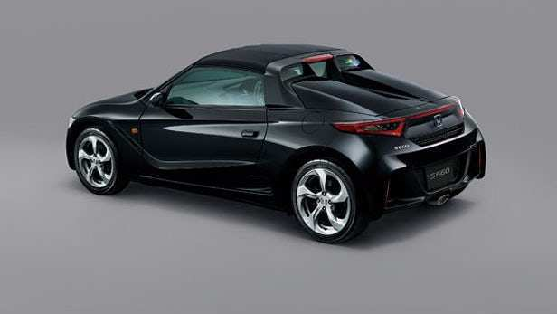 74 The Best 2020 Honda S660 Exterior And Interior