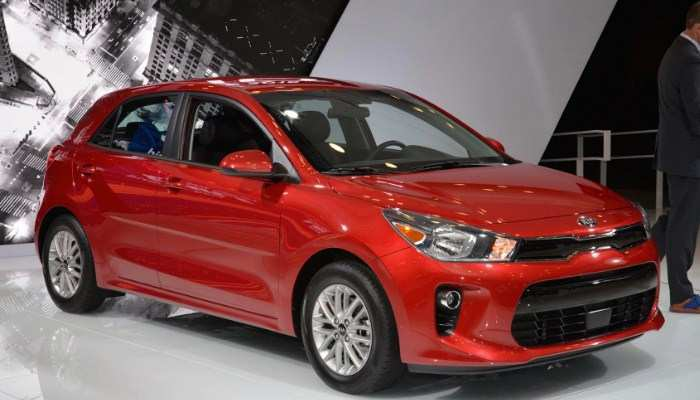 74 The Best 2020 Kia Rio Performance And New Engine