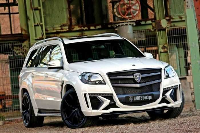 74 The Best 2020 Mercedes Gl Class New Concept
