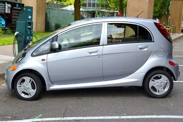 74 The Best 2020 Mitsubishi I MIEV Research New