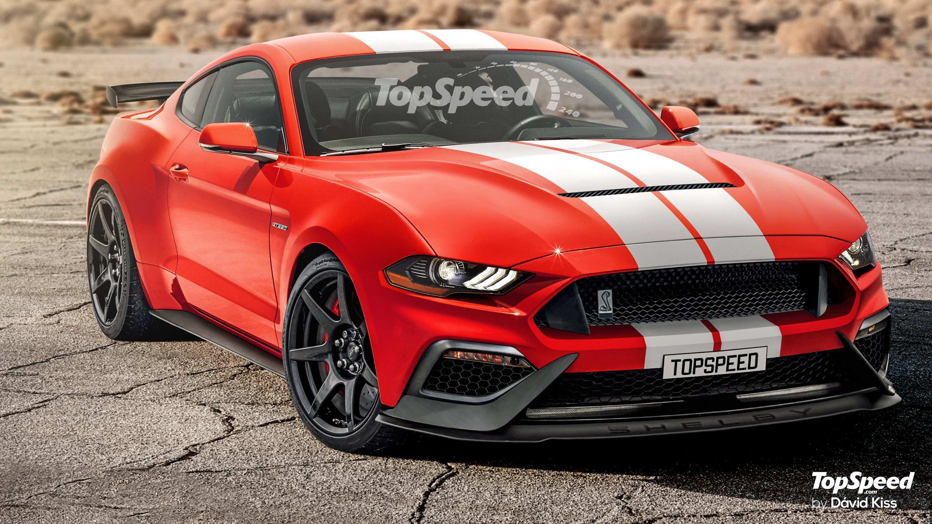 74 The Best 2020 The Spy Shots Ford Mustang Svt Gt 500 Exterior