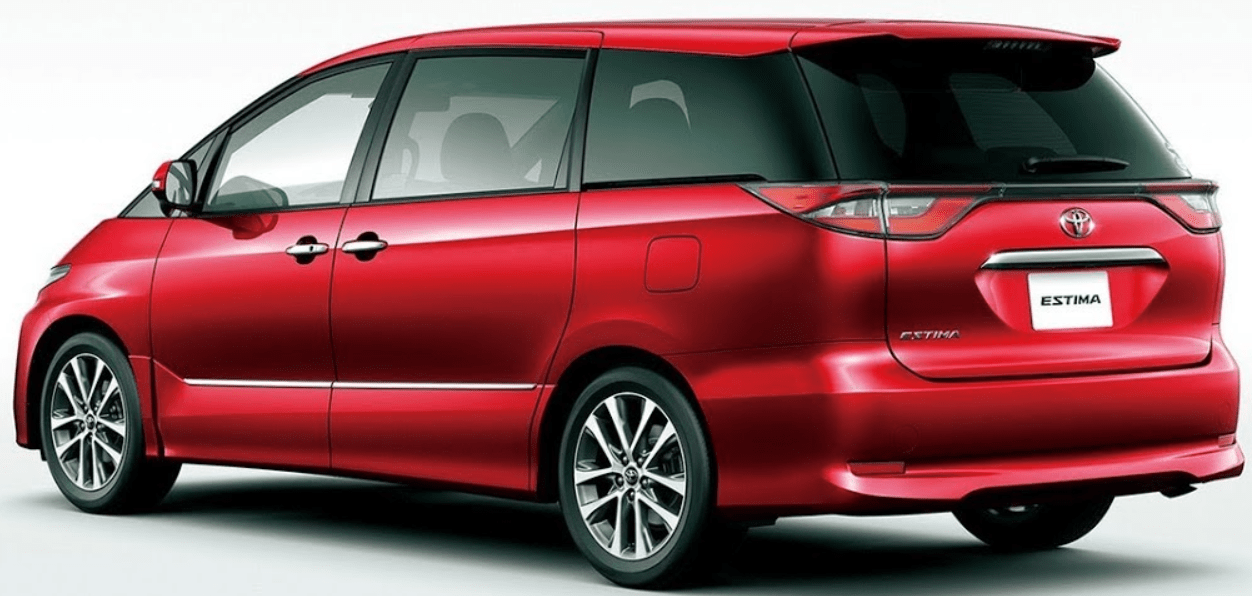74 The Best 2020 Toyota Estima Style