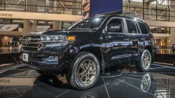 74 The Best 2020 Toyota Land Cruiser Picture