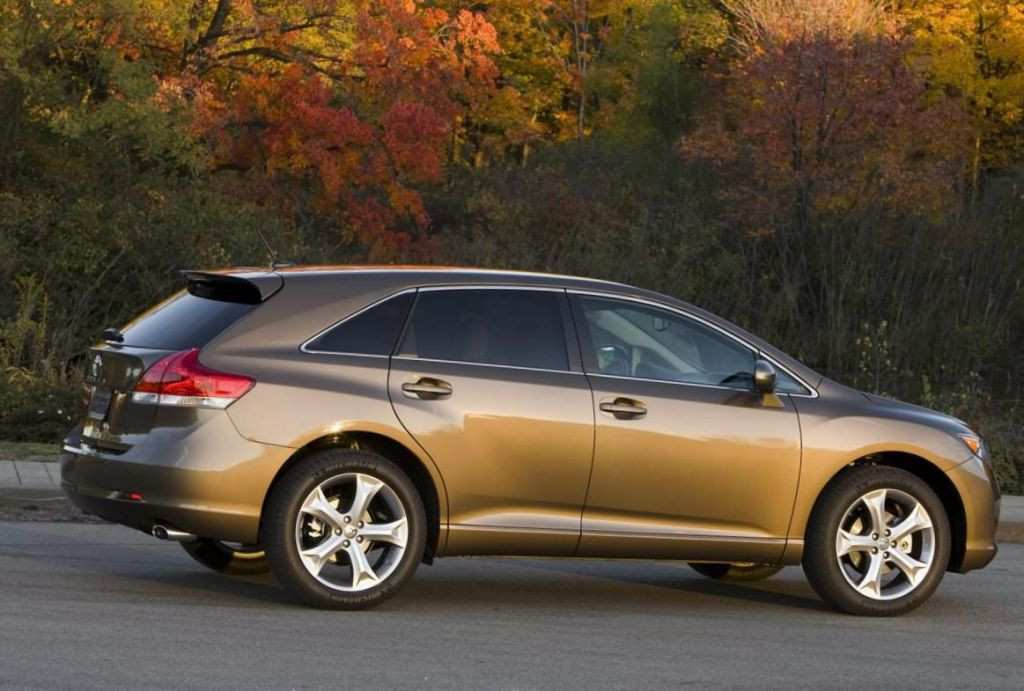 74 The Best 2020 Toyota Venza First Drive