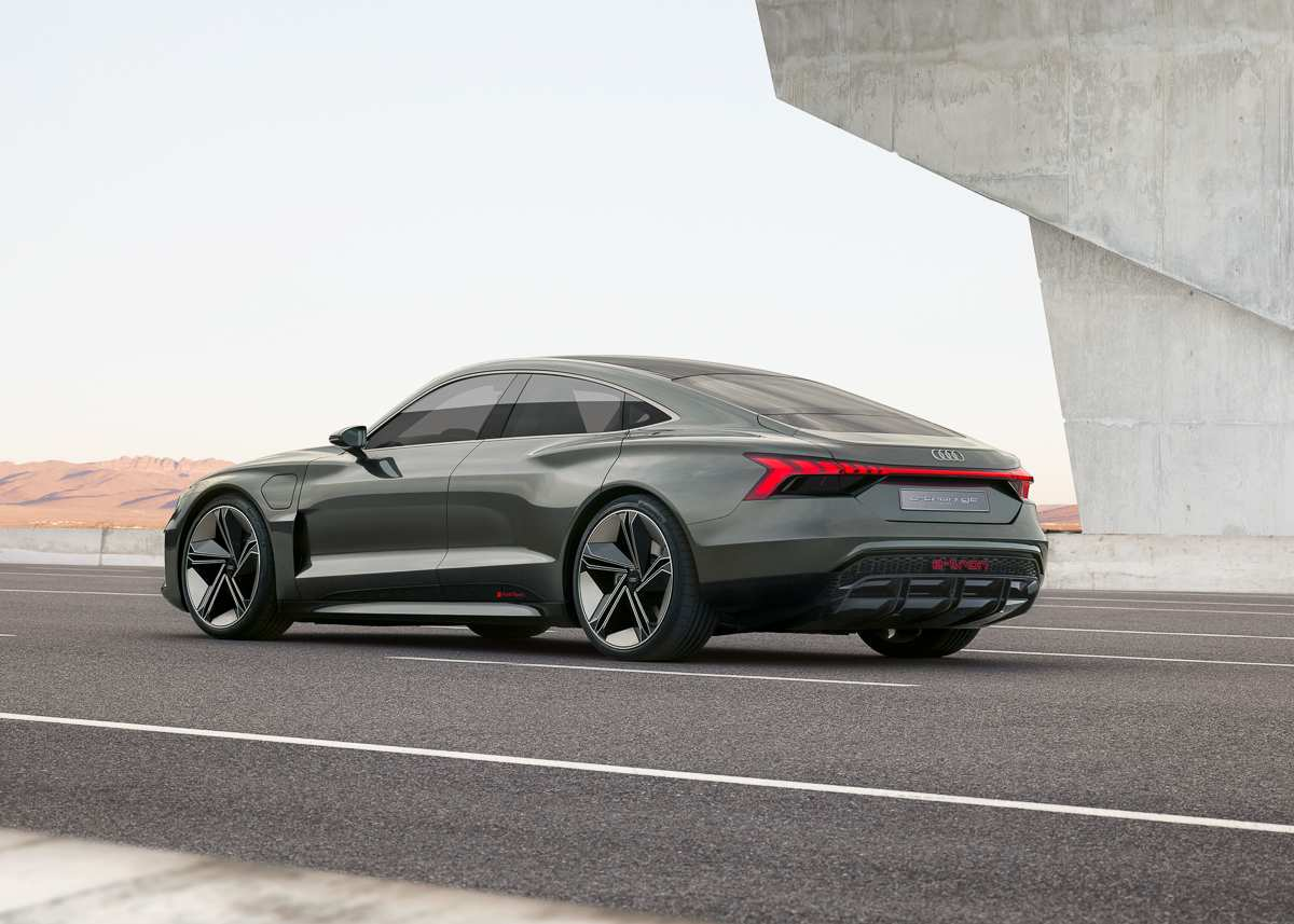 74 The Best Audi E Tron 2020 Concept