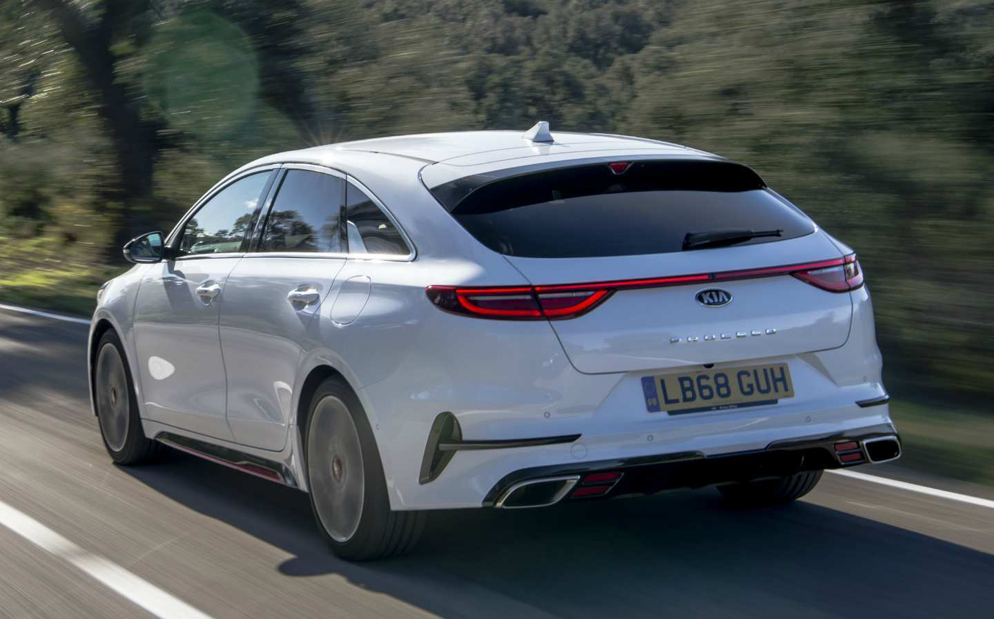 74 The Best Kia Pro Ceed Gt 2019 Ratings