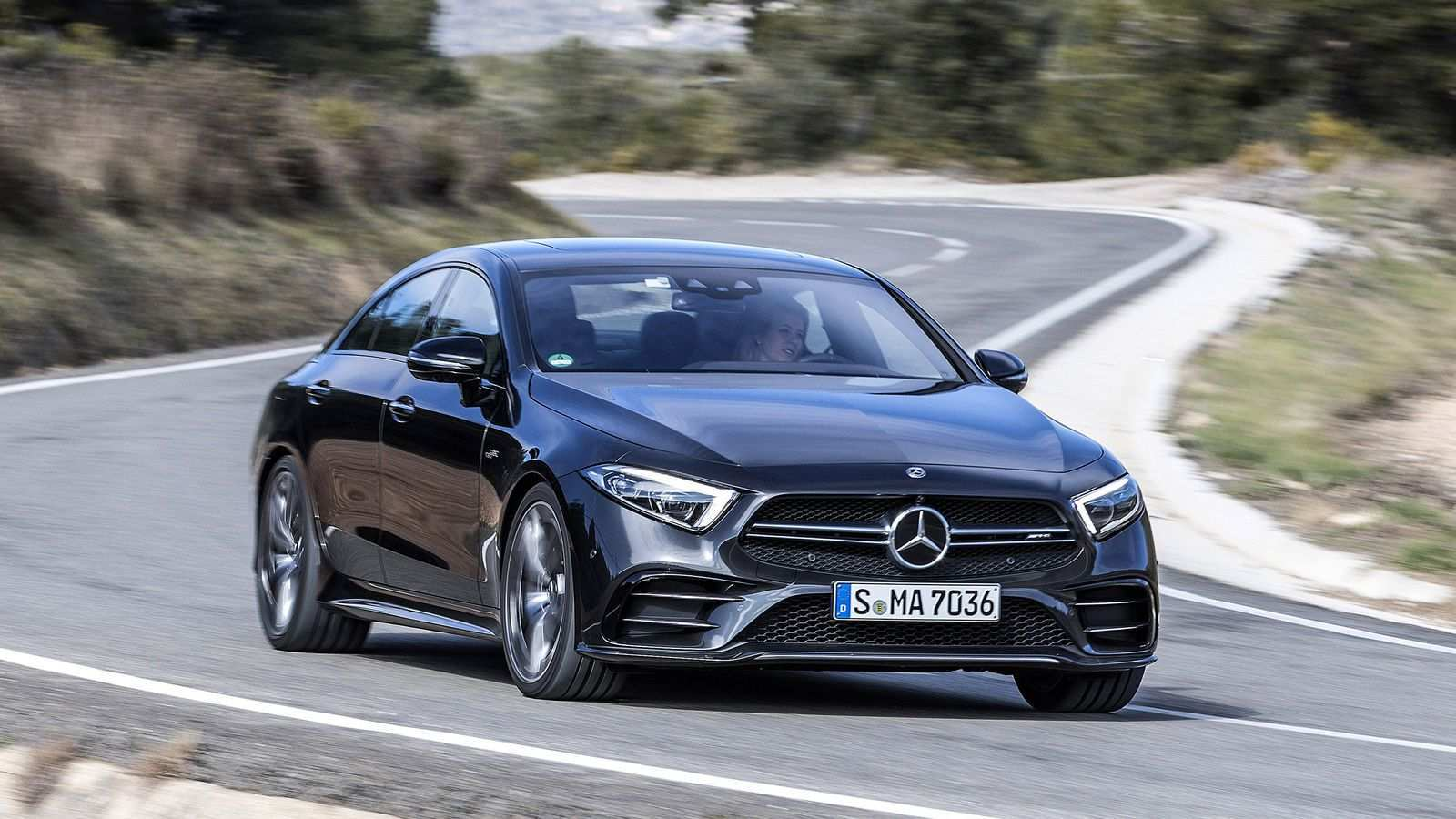 74 The Best Mercedes 2019 Cls Exterior And Interior